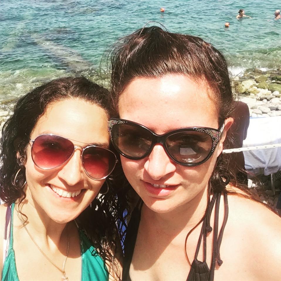 Playing around on the Isle of Capri